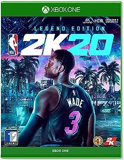 NBA 2K20 : Legend Edition [韓国語版] - Xbox One [海外直送品]