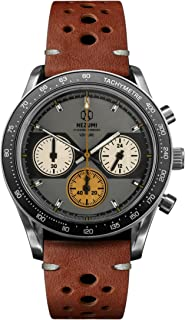 Men's Voiture Stainless Steel Chronograph Watch