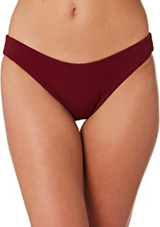 Rip Curl Women's Premium Surf Cheeky Pant Red
