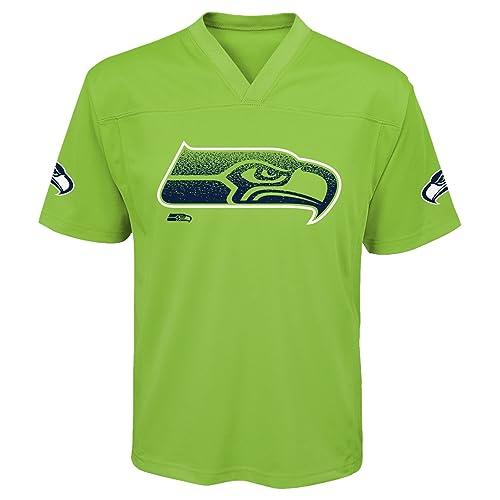 the latest 3a7b7 48bec Youth Seattle Seahawks Shirts: Amazon.com