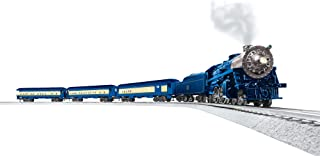 Lionel Blue Comet Electric O Gauge Model Train Set w/ Remote and Bluetooth Capability