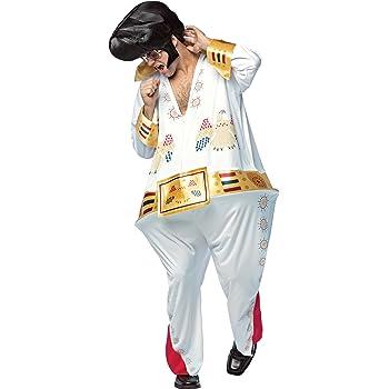 César - Disfraz hinchable de Elvis Presley para hombre (adulto ...