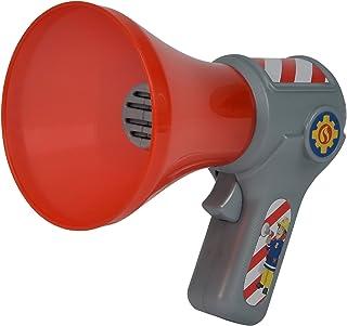 Simba 109258699 - Brandweerman Sam Megaphon met stemvervormer