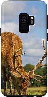 Galaxy S9 White-Tail Deer Buck Photo Hunters Deer Lovers Phone Case