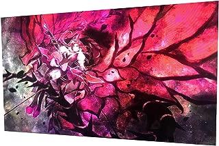 TownShop - Akiza Izinski Playmat Akiza Izinski Black Rose Play Mat - MTG TCG YuGiOh VG Playmat