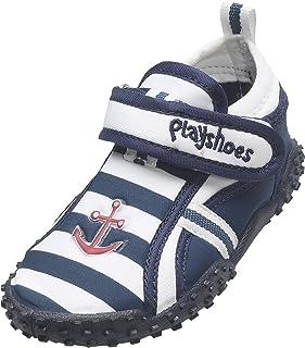 Playshoes Strandskor för pojkar med UV-skydd sjöfartsskor