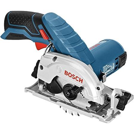 Bosch Professional(ボッシュ) 10.8V コードレス丸のこ (本体のみ、バッテリー・充電器別売り) GKS10.8V-LIH