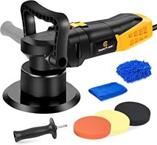 Buffer Polisher, 6 Inch Dual Action Polisher with...