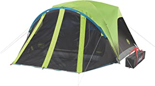 Coleman Carlsbad Fast Pitch 6-Person Dark Room Tent