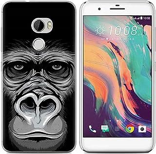 LLM Case for HTC One X10 Case TPU Soft Cover 10