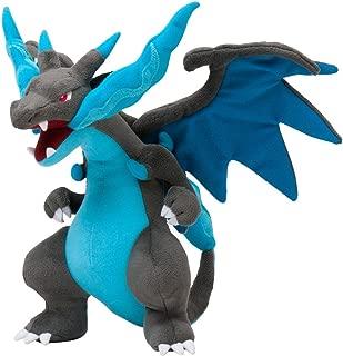Pokemon Center Japan Mega Charizard X Stuffed 10