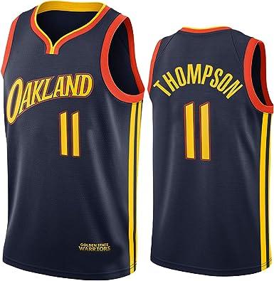 Klay Thompson Jersey, 2021 New Season Golden State Warriors ...