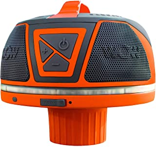 Wow World of Watersports Wow Sound 17-9000, Bluetooth Floating Speaker, Waterproof, 50 Hour Battery, 360 Degree Sound, LED...