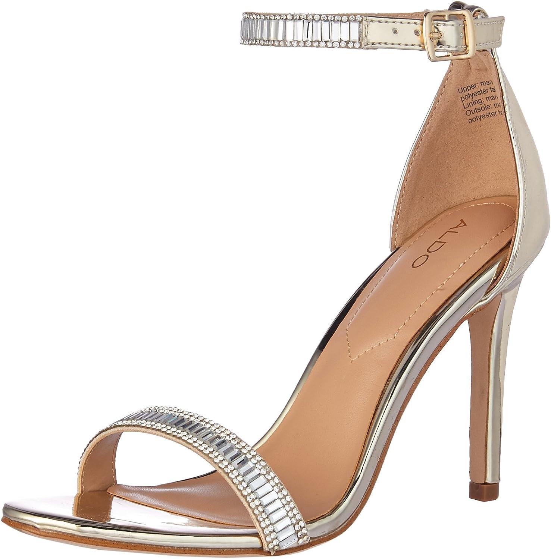 Aldo Womens Sevoredia_ Dress Sandal