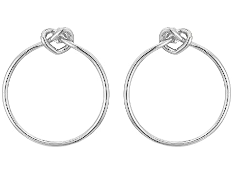 Kate Spade New York Loves Me Knot Hoops