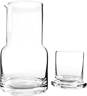 Cathy's Concepts Bedside Water Carafe & Glass Set