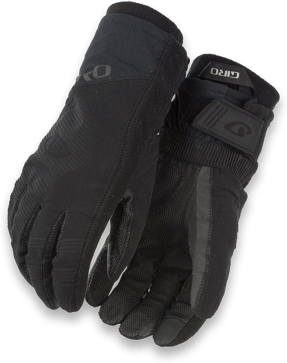 Giro Proof Adult 5% San Antonio Mall OFF Unisex Winter Cycling Black Gloves 2018 X- -