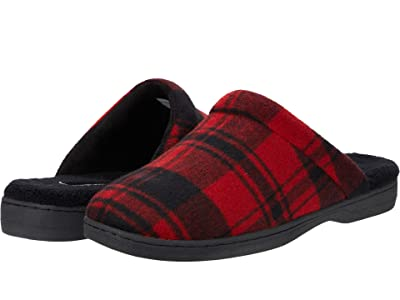 Foamtreads Rocco (Red/Black Plaid) Men