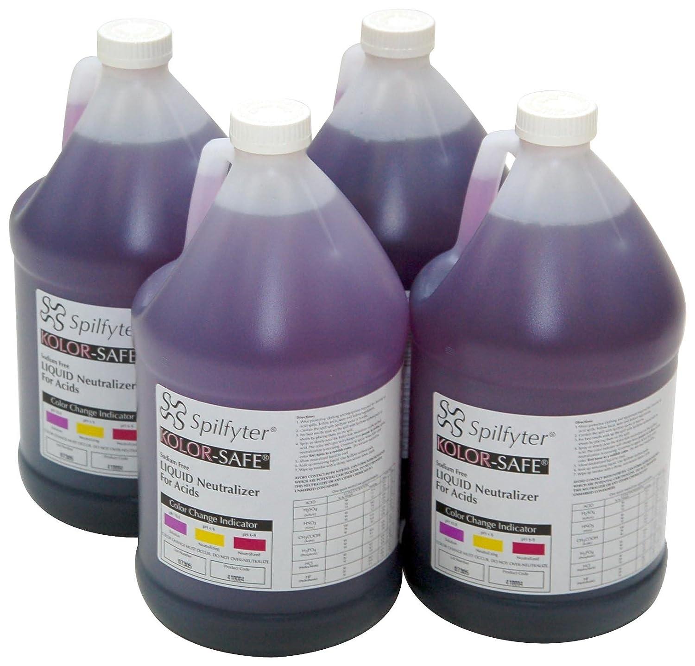 Spilfyter 410004 Specialty Spill Liquid Control Acid Raleigh Sale item Mall Neutralizer