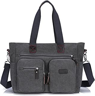 f927d73803fd ToLFE Women Top Handle Satchel Handbags Shoulder Bag Messenger Tote Bag  Purse Crossbody Bag Travel Work
