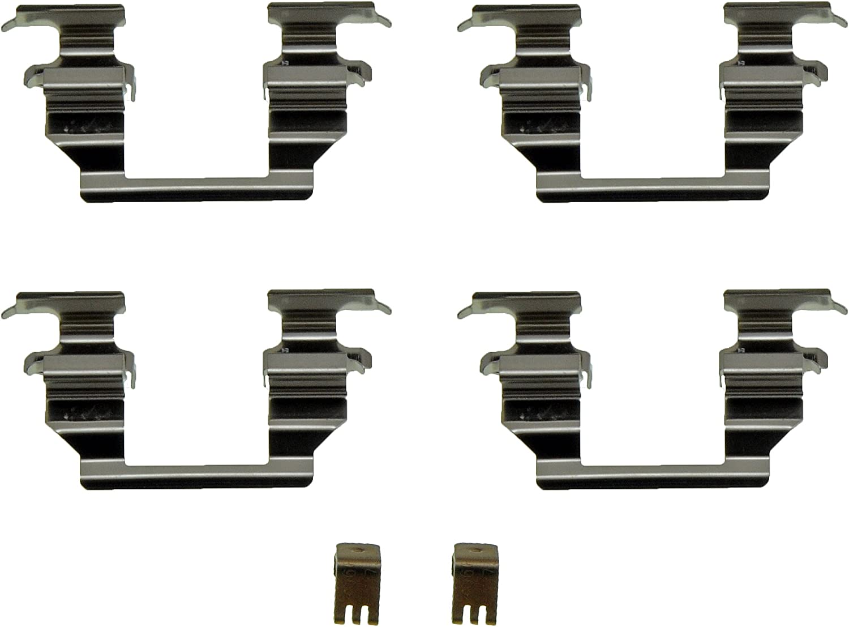 Selling and selling Dorman HW13327 Disc Kit Denver Mall Hardware Brake