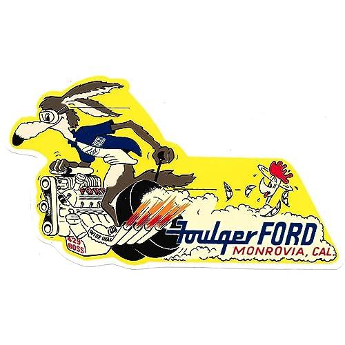 Vintage Racing Stickers: Amazon com