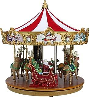 Mr. Christmas Animated and Musical Very Merry Carousel