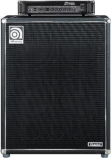 Ampeg SVT-7PRO SVT-410HLF | Tube Preamp D Class Power Amp with Bass Cabinet Enclosure Bundle