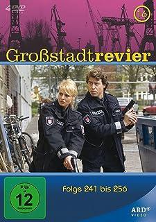Großstadtrevier - Box 16: Staffel 21, Folge 241-256