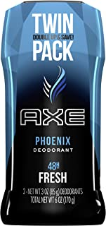 AXE Deodorant Stick Phoenix 3 oz, Twin Pack