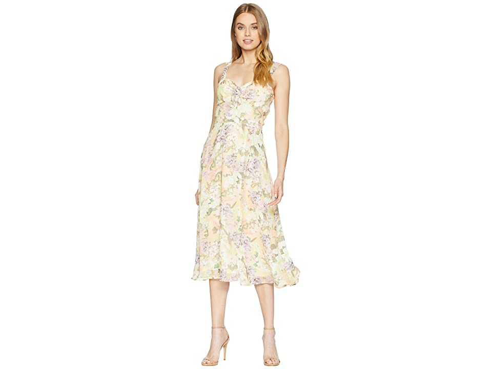 Yumi Kim Ariana Dress (Garden Light Lemon) Women