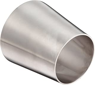 DixonB31W-G600400P Stainless Steel 304 Polished Fitting, Weld Concentric Reducer, 6