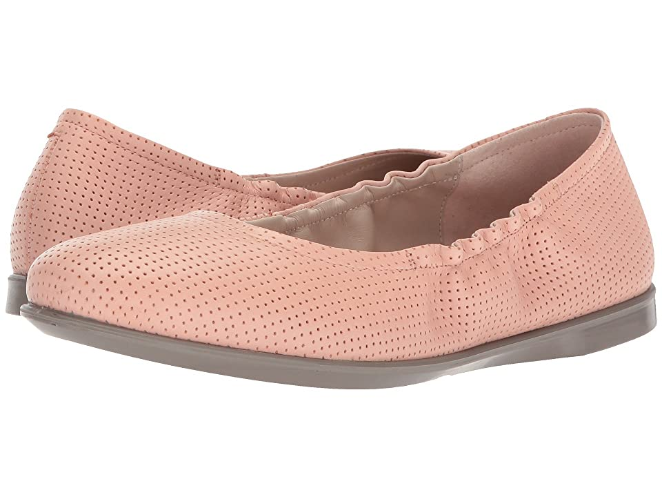 ECCO Incise Enchant Ballerina (Muted Clay) Women