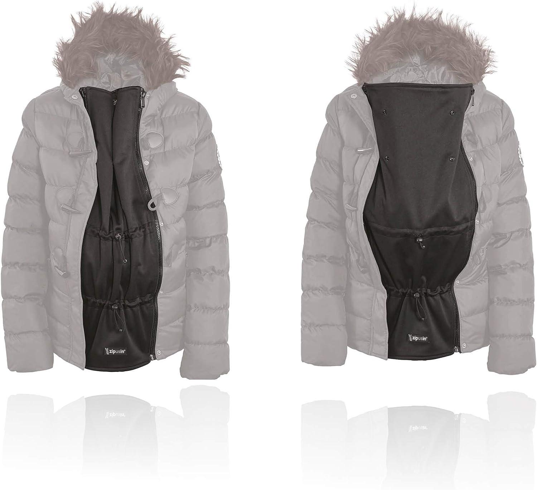 Jackenerweiterung Verwandeln Sie ihre eigene Jacke oder Mantel in eine Mutterschafts oder Babyjacke