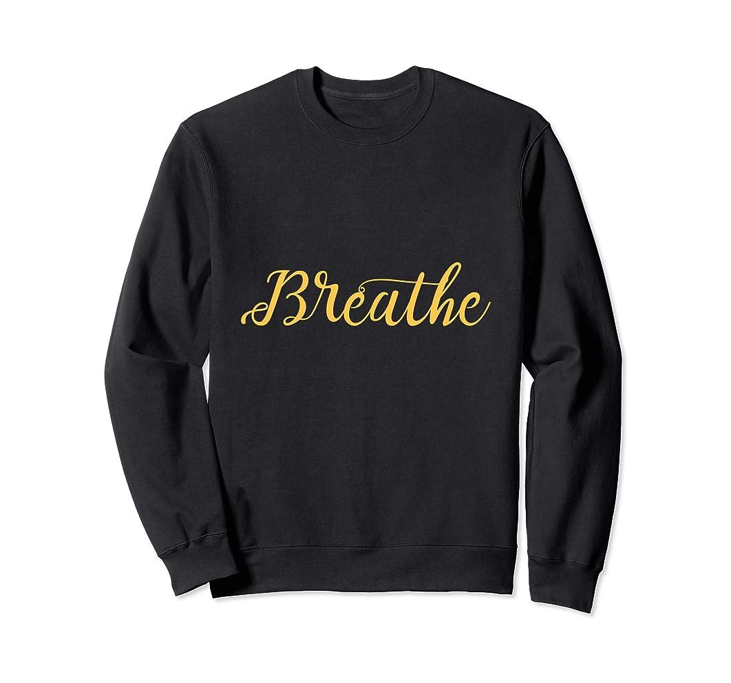 Yoga Breathe Shirt For Women Sweatshirt