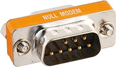 Monoprice 101203 DB9 M/F Null Modem Mini Type (101203)