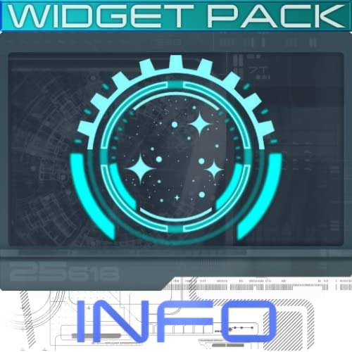 ✦ TREK ✦ Info Widgets Pack