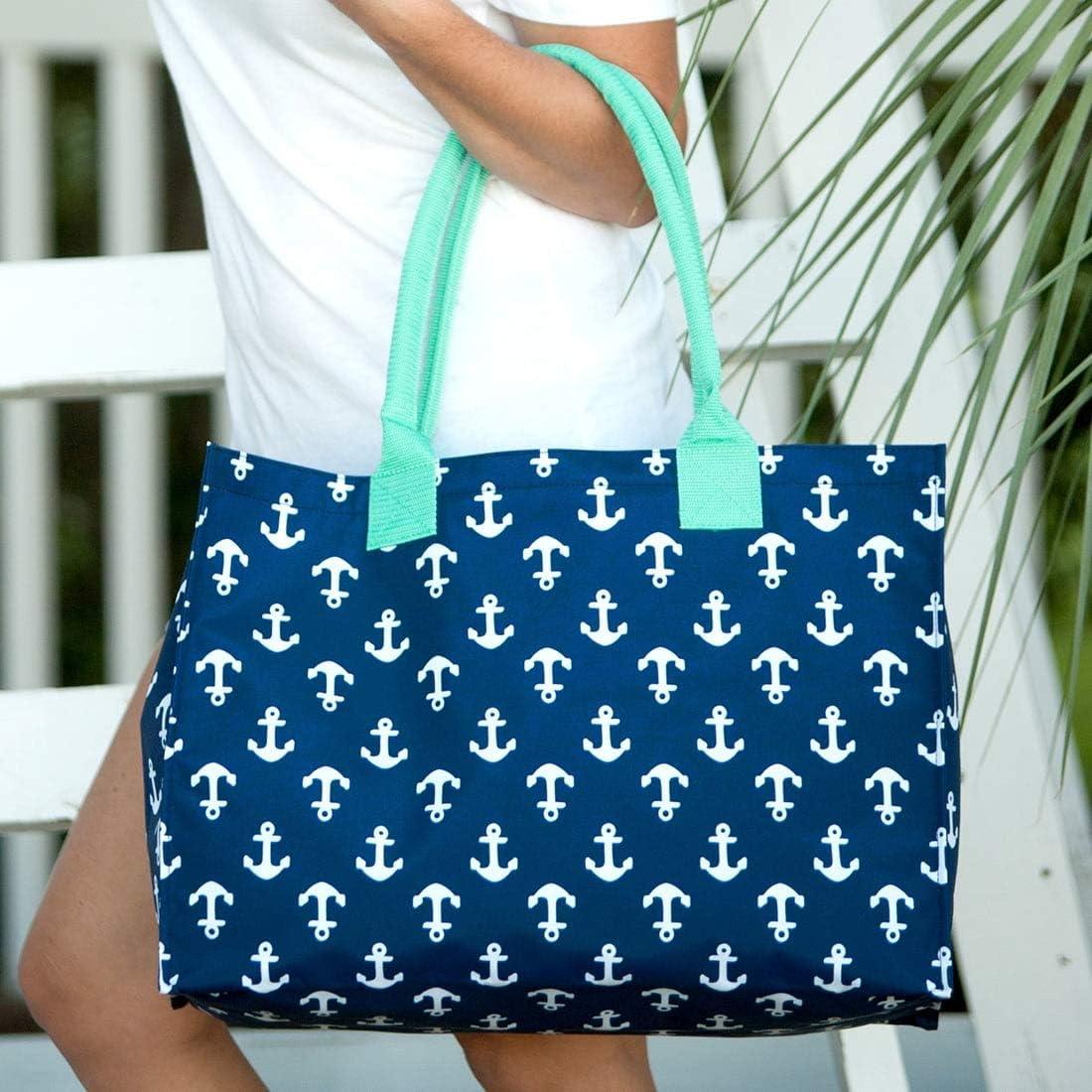 Viv /& Lou Sea Glass Royal Blue 60 x 30 Cotton Fashion Beach Towel