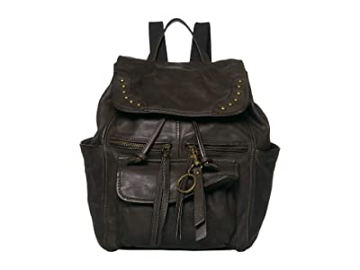 FRYE AND CO. Odessa Backpack (Dark Brown) Backpack Bags