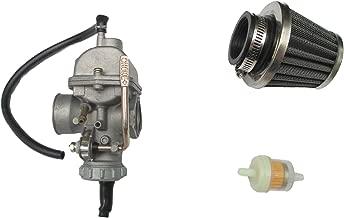 Atv Carburetor Assembly Carb w/Air&Fuel Filter For Taotao 125cc Ata 125 A D G H