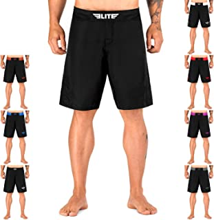 Black Jack Fight Shorts - Boxing, UFC, No-Gi, MMA, BJJ Shorts