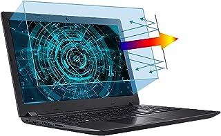 VIUAUAX 15.6 in Anti Blue Light Laptop Screen Protector, Anti Glare Filter Film Eye Protection Blue Light Blocking Screen ...