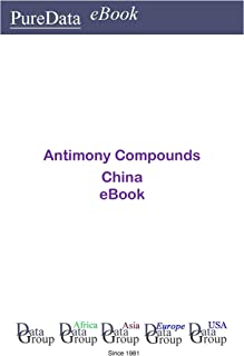 Antimony Compounds in China: Market Sales in China