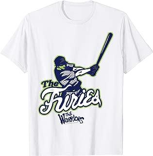 The Warriors The Furies Baseball Team Logo T-Shirt