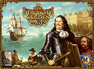 Best the dutch golden age board game Reviews