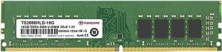 Transcend 16GB DDR4 2666 U-DIMM 2Rx8 1.2V (TS2666HLB-16G)