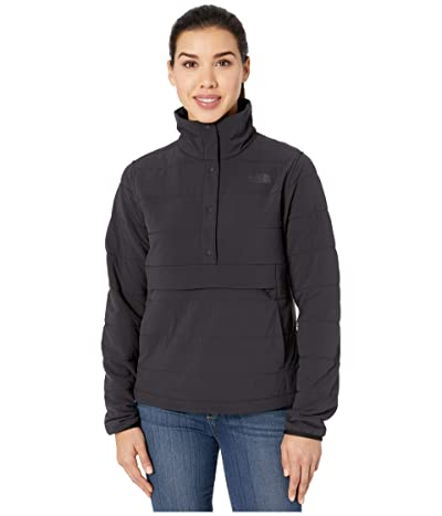 The North Face Mountain Sweatshirt Pullover Anorak 3.0 (TNF Black) Women