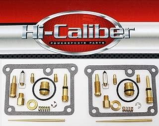 TWO OEM QUALITY Carb Rebuild Kits 1987-2006 Yamaha YFZ 350 BansheeATVs for BOTH CARBURETORS