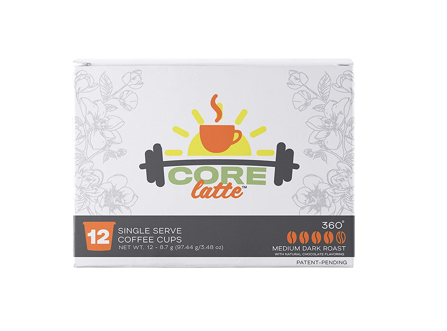 2021 spring and summer new Corelatte Coffee 360 Nutrition Fasting Max 50% OFF Intermittent Feat