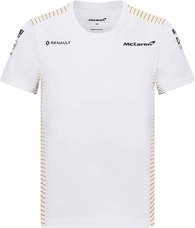 McLaren Rp Kids Team tee F1 - Camiseta Infantil 2020 Team ...